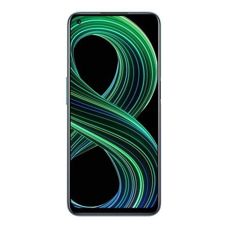 Realme 8 5G Dual SIM 128 GB azul supersónico 8 GB RAM