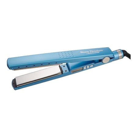Chapinha de cabelo BaBylissPRO Nano Titanium 2091 BABNT2091T azul 110V