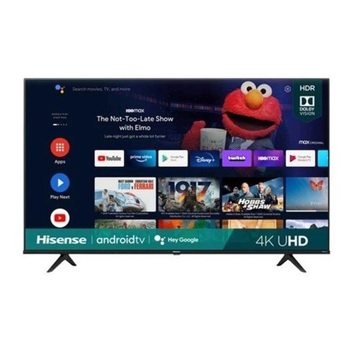 Smart Tv Led 4k Uhd 55  Hisense 55a64gsv