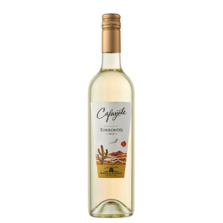 Vino blanco Torrontés Cafayate bodega Etchart 750ml