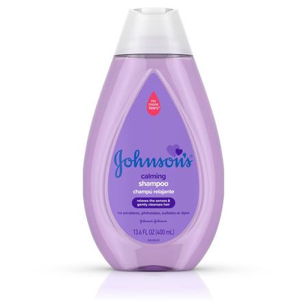 Shampoo  Johnson's Baby Antes de Dormir 400ml