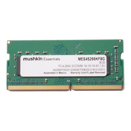 Memória RAM Essentials  8GB 1 Mushkin MES4S266KF8G