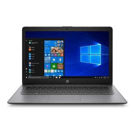 "Laptop HP Stream 14-CB174WM brilliant black 14"", Intel Celeron N4000  4GB de RAM 64GB SSD, Intel UHD Graphics 600 1366x768px Windows 10 Home"