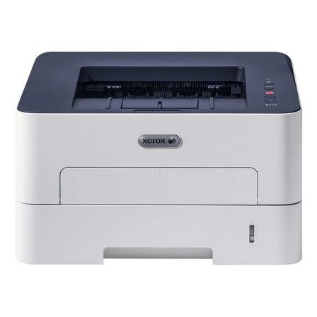Impressora função única Xerox B210 com wifi branca e preta 110V