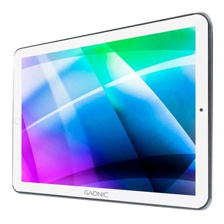"""Tablet  Gadnic Fenix Phone TAB0024D 10.1"""" 32GB blanca con memoria RAM 2GB y conexión a celular"""