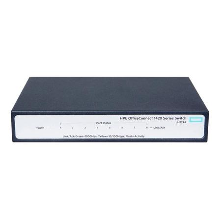 Switch Hewlett Packard Enterprise JH329A OfficeConnect série 1420