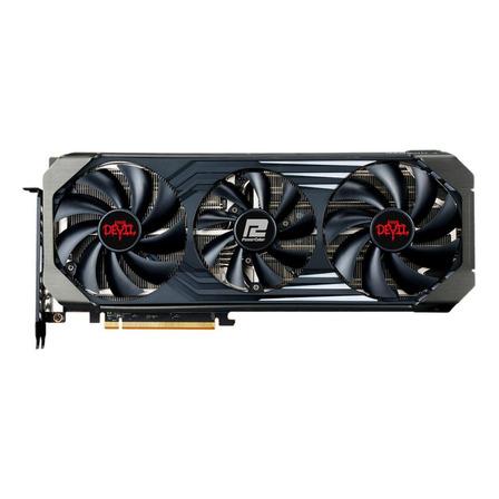 Placa de vídeo AMD PowerColor  Red Devil Radeon RX 6700 Series RX 6700 XT AXRX 6700XT 12GBD6-3DHE/OC 12GB
