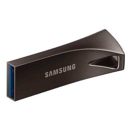 Pendrive Samsung Bar Plus 256GB 3.1 Gen 1 cinza