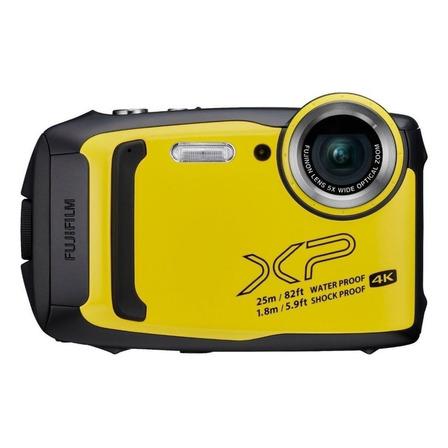 Fujifilm FinePix XP140 compacta color amarillo