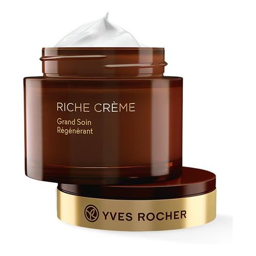 Yves Rocher Crema Facial Nutri Extra Regeneradora Dia Noche