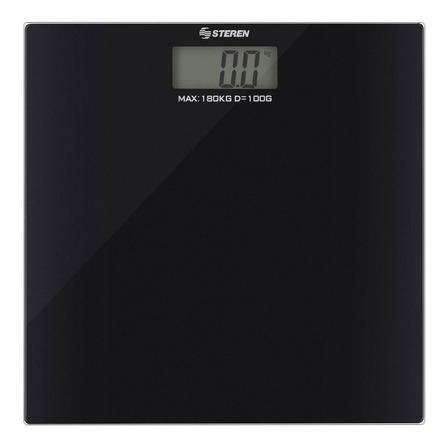 Báscula digital Steren MED-095, hasta 180 kg