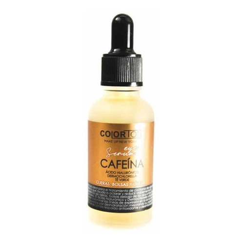 Serum Cafeina Colorton Ojeras Bolsas Contorno