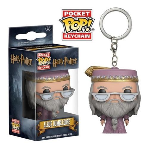 Funko Pop Llavero Kaychain Harry Potter - Albus Dumbledore