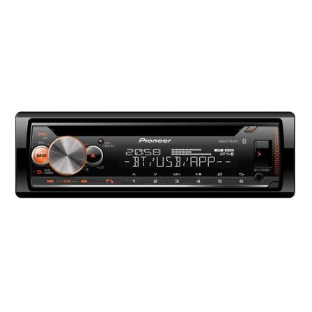 Estéreo para auto Pioneer DEH X5000 con USB y bluetooth