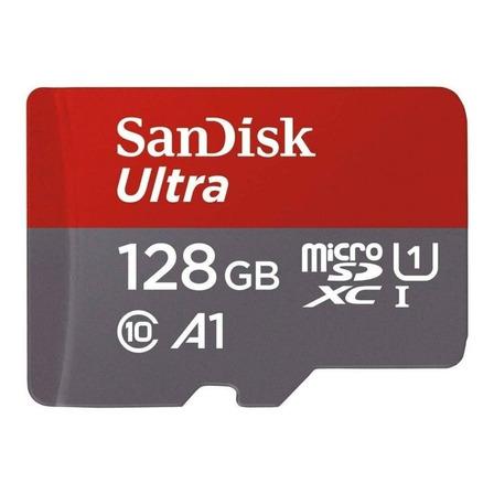 Cartão de memória SanDisk SDSQUNC-128G-ZN3MN Ultra 128GB