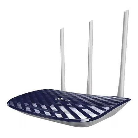 Router TP-Link Archer C20 azul/blanco 1 unidad