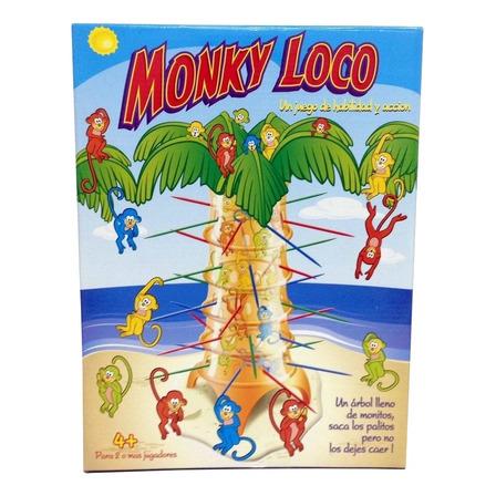 Juego de mesa Monky Loco Ditoys