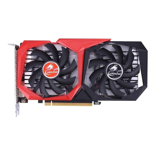 Placa de video Nvidia Colorful  GeForce GTX 16 Series GTX 1650 GEFORCE GTX 1650 NB 4G-V 4GB