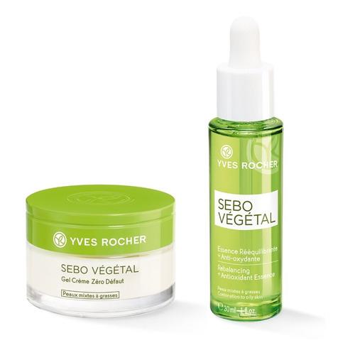 Kit Antibrillo Crema + Serum + Mascarilla Yves Rocher