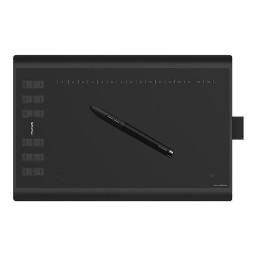 Tableta digitalizadora Huion Inspiroy NEW 1060PLUS-8192  black