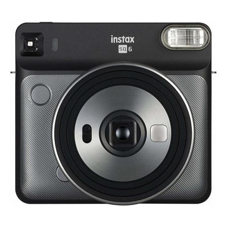 Câmera instantânea Fujifilm Instax Square SQ6 graphite gray