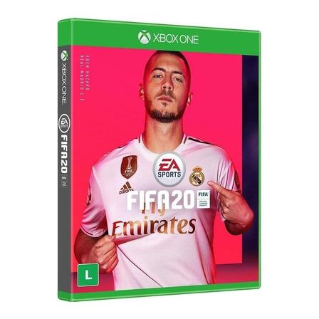 FIFA 20 Standard Edition Electronic Arts Xbox One  Físico