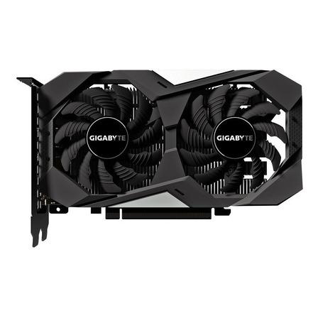 Placa de video Nvidia Gigabyte  GeForce GTX 16 Series GTX 1650 GV-N1650WF2OC-4GD OC Edition 4GB