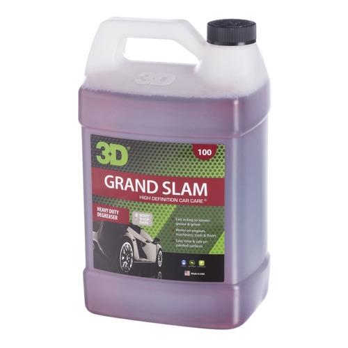 Grand Slam Desengrasante Para Motores 4 L  3d Detailing