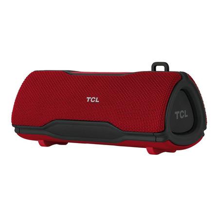 Caixa de som TCL BS16B vermelha