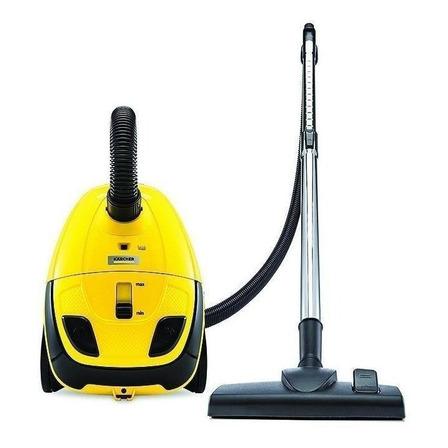 Aspiradora Kärcher Home & Garden VC 1 1.5L  amarilla y negra 110V