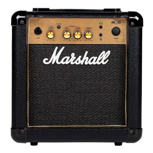 Amplificador Marshall MG Gold MG10 Transistor para guitarra de 10W