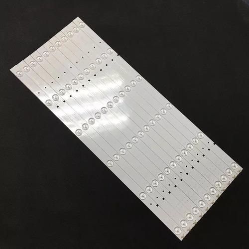 Kit Leds Hisense 50k20dw / 50k20d / 50k20dg Nuevos Aluminio