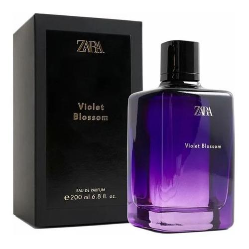 Zara Violet Blossom Edp 200ml - Fragancia Dama