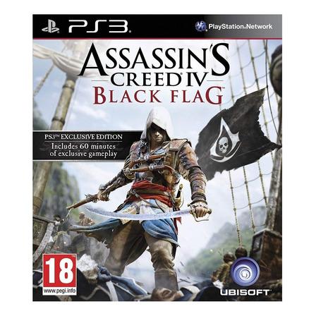 Assassin's Creed IV Black Flag Standard Edition Ubisoft PS3 Digital