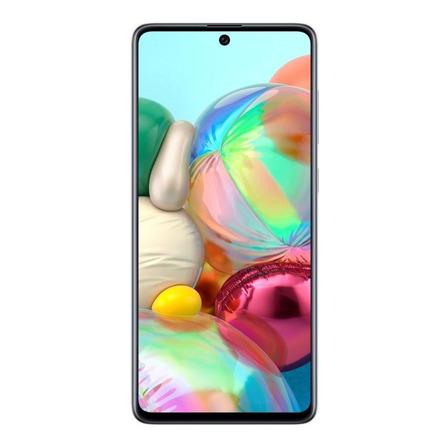 Samsung Galaxy A71 Dual SIM 128 GB prata 6 GB RAM
