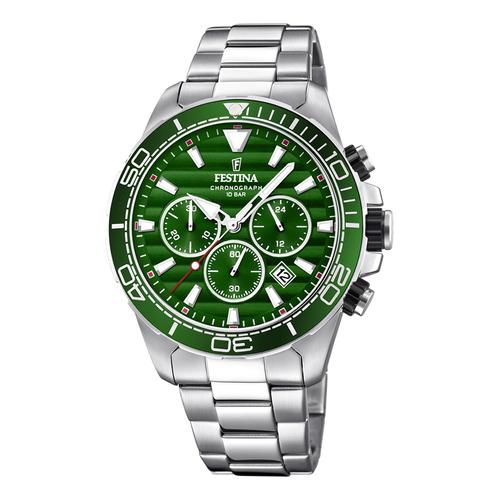 Reloj Festina F20361/5 Plateado Hombre