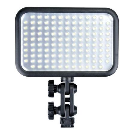 Luz contínua Godox LED126 tipo painel cor branca-fria