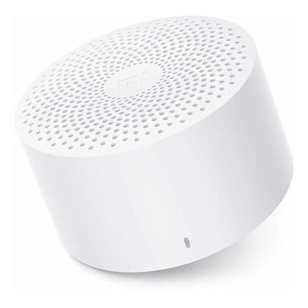 Parlante Xiaomi Mi Compact Bluetooth Speaker 2 portátil con bluetooth blanco