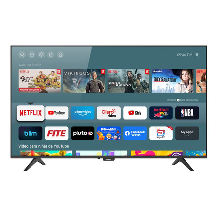 Smart Tv Sansei Tds2150ui Led 4k Uhd 50