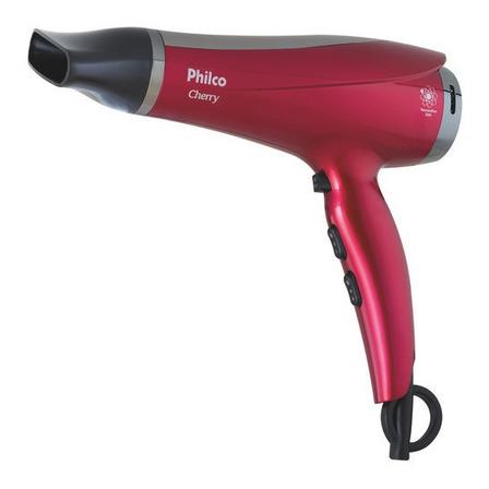 Secador de cabelo Philco Cherry rosa 127V