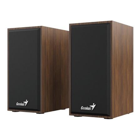Parlante Genius SP-HF180  madera