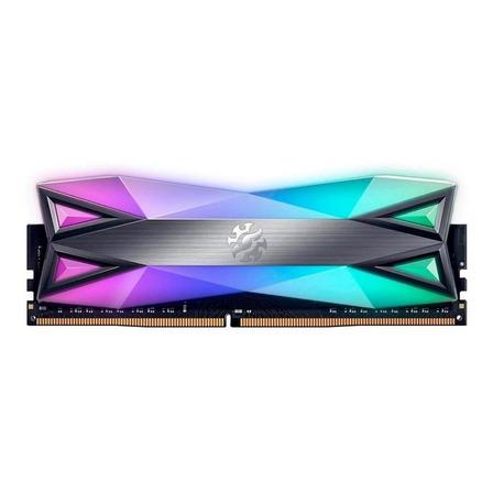 Memória RAM Spectrix D60G color Tungsten grey  8GB 1x8GB XPG AX4U300038G16A-ST60