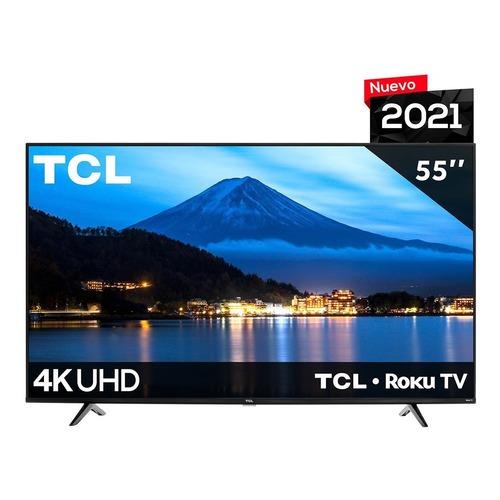 Pantalla Led Tcl 55  Uhd 4k Smart Tv 55s443-mx Roku Tv