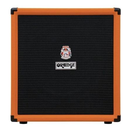 Amplificador Orange Crush Bass 50 para bajo de 50W color naranja 100V - 120V