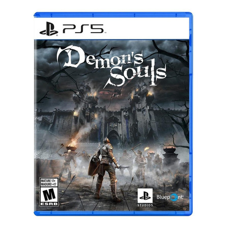 Demon's Souls Remake Standard Edition Sony PS5 Físico