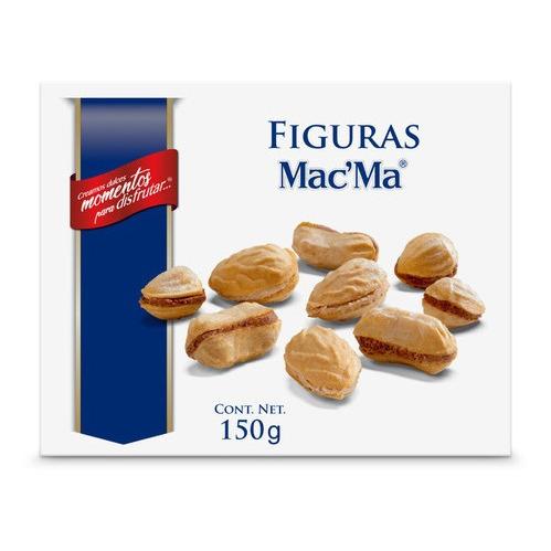 Galleta Macma Figuras 150g