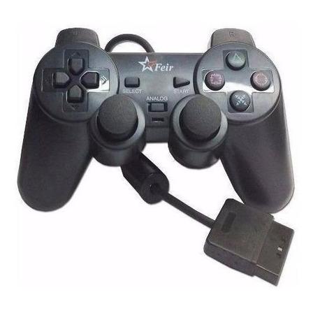 Controle joystick Feir FR-201 preto