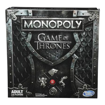 Juego de mesa Monopoly Game of Thrones Hasbro