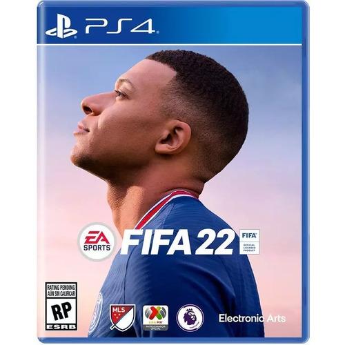 Fifa 22 Ps4 Físico Nuevo Sellado Original Español Latino