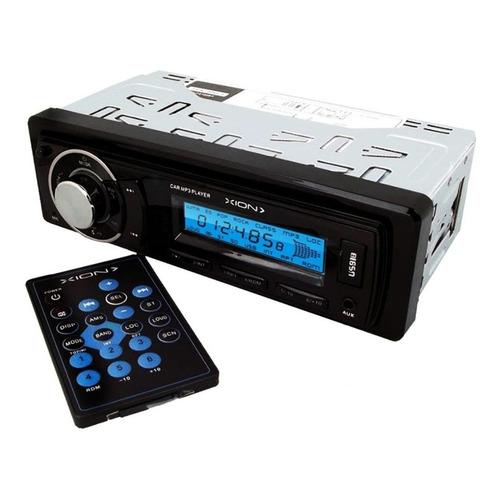 Radio Auto Radios Autos Xion Bluetooth 50wx4 Autoradio Dimm